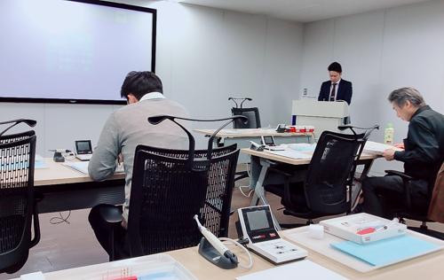 根管拡大装置 XSmart + Wave One Gold の講習会に参加してきました